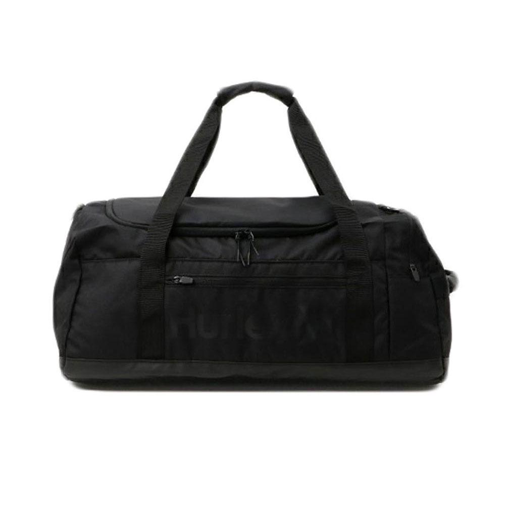 Hurley Renegade Duffle 40L Black buy and offers on Xtremeinn 4bdc636a62d4c