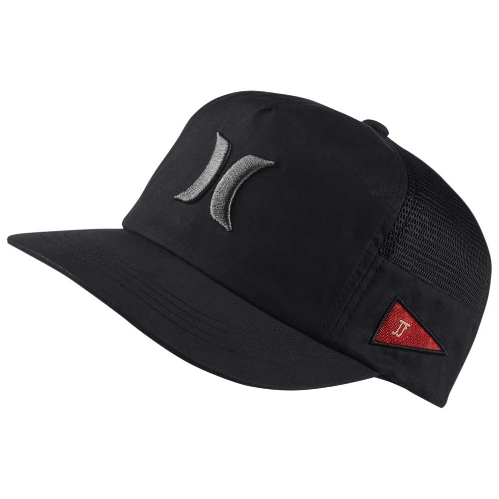 Hurley Jacare Trucker Black buy and offers on Xtremeinn 4dc8508b8b6