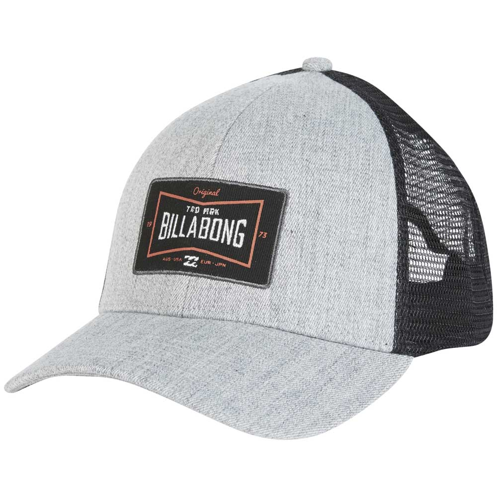 Billabong Walled Trucker Grey buy and offers on Xtremeinn 25a79e23d42