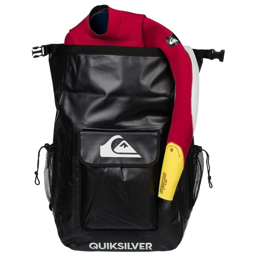 ... Quiksilver surfboards Deluxe Wet Dry Bag 32L 2886ac9debd73