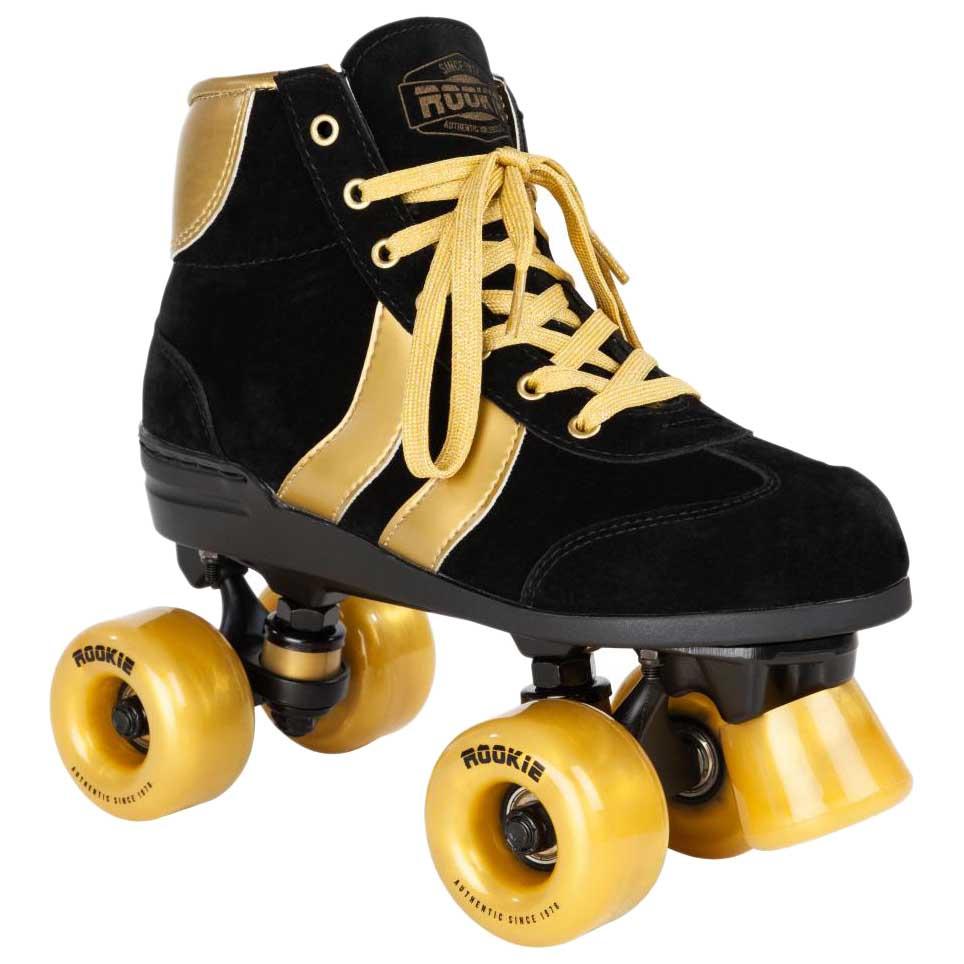 1d5ba669378 Rookie Rollerskates Authentic V2 Zwart, Xtremeinn Skates