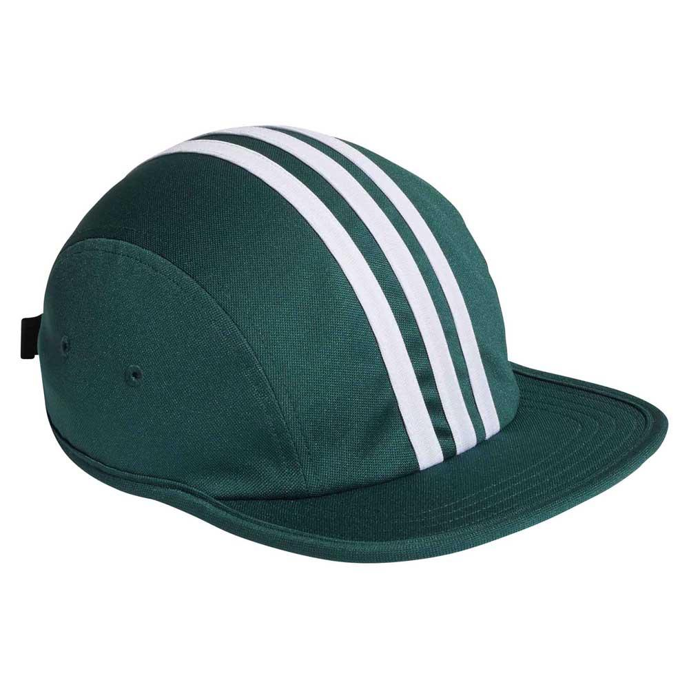 adidas Stripes 4 Panel Cap Green buy and offers on Xtremeinn 614d81a66fe
