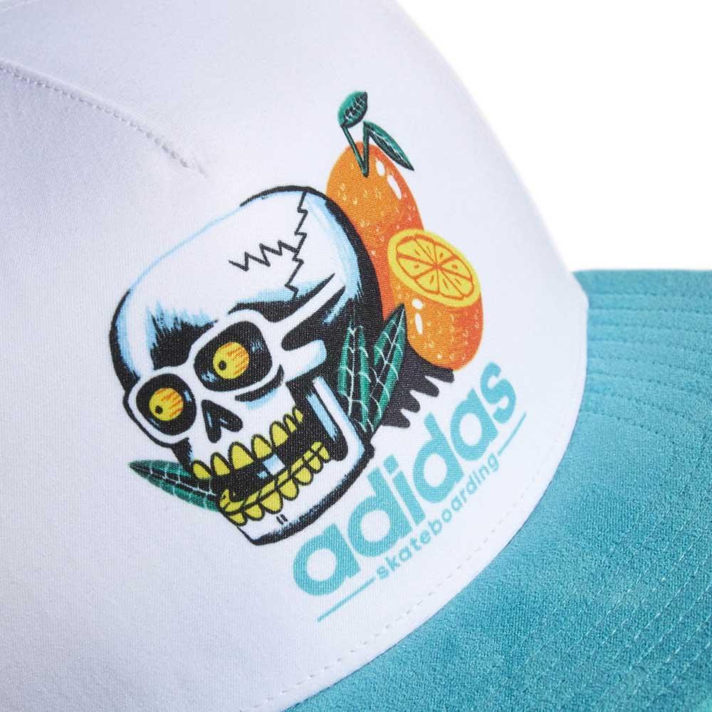 0f4232c0ee3 ... adidas Oranges And Skull Snapback ...