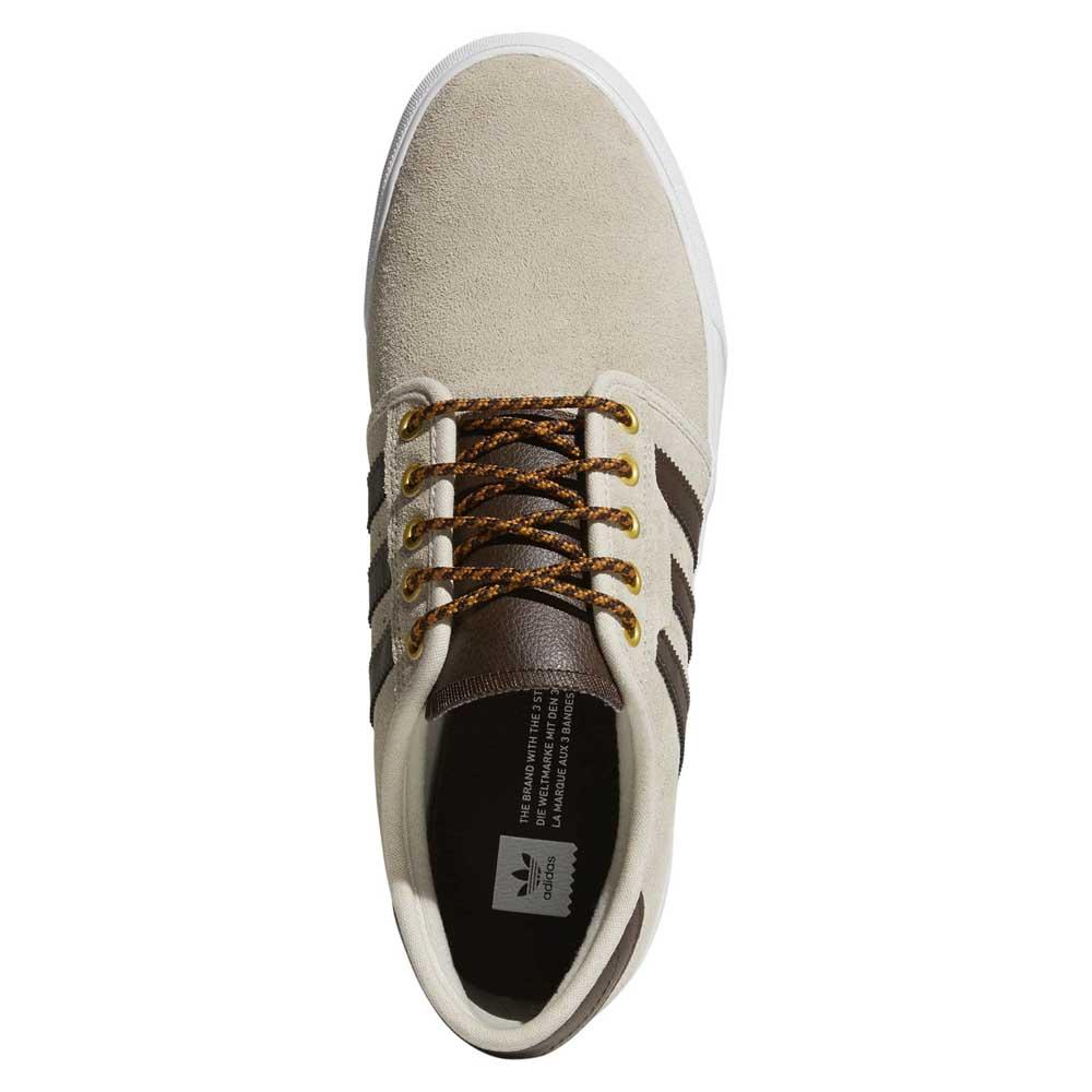 adidas Seeley Trainers Brown buy and offers on Xtremeinn