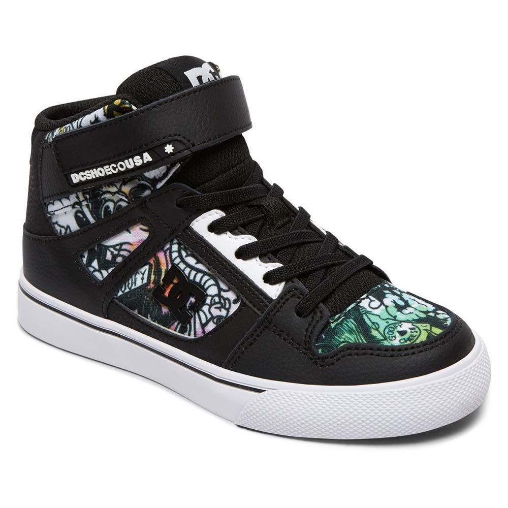 17f4e260f74f Dc shoes Pure High Top SE EV Black buy and offers on Xtremeinn