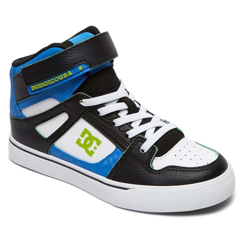 92921ba00833 Dc shoes Pure High Top SE EV Blue buy and offers on Xtremeinn