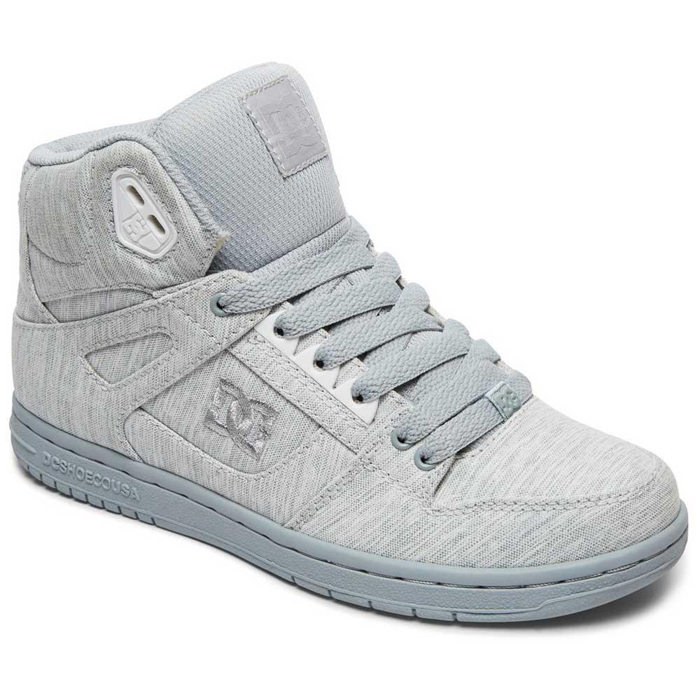 Dc shoes Pure High Top TX SE Grey buy and offers on Xtremeinn b66086296e2