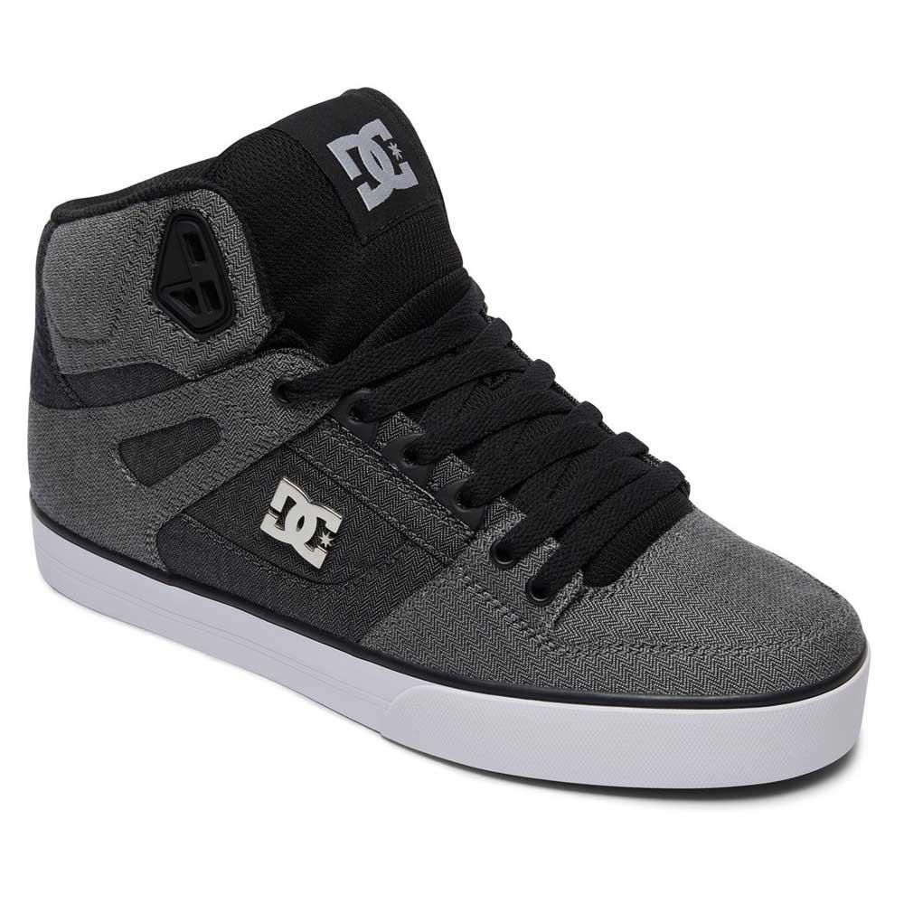 b91d1bf2358 Dc shoes Pure High Top WC TX SE Grey buy and offers on Xtremeinn