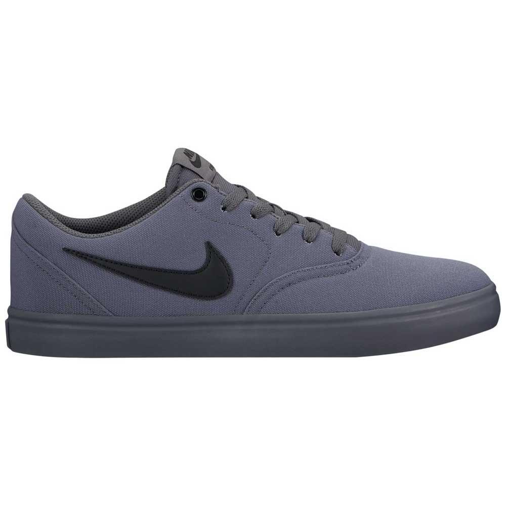 Nike Toile Bleu Ultra-léger Portmore - Couleur - Bleu, Tarte Non - 44