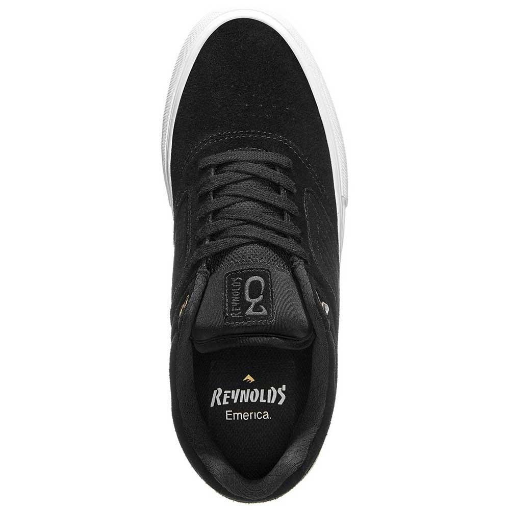 Emerica Reynolds 3 G6 Vulc Black buy and offers on Xtremeinn 63602e0a0