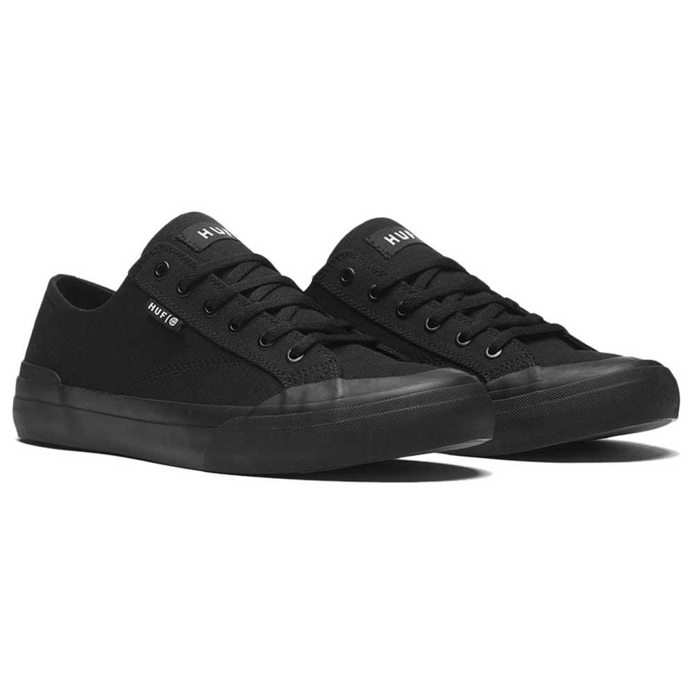 354fc27873e4 Huf Classic Lo Ess TX Black buy and offers on Xtremeinn