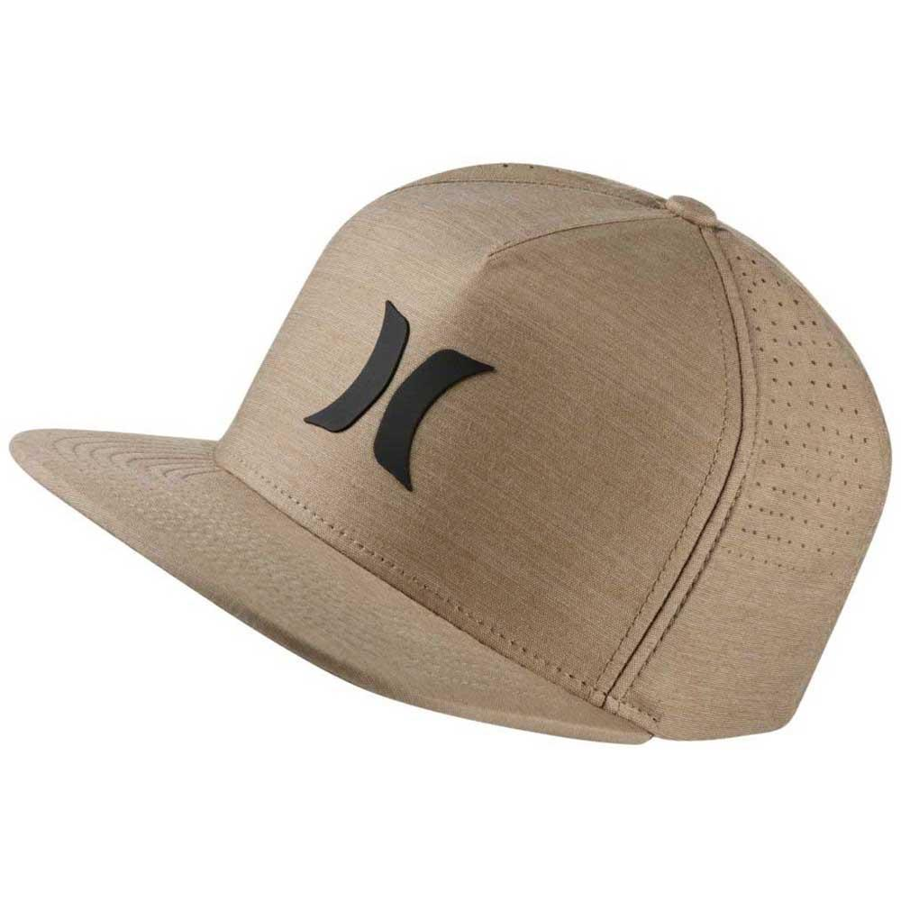 0027c302b8d96 Hurley Dri Fit Icon 4 Brown buy and offers on Xtremeinn
