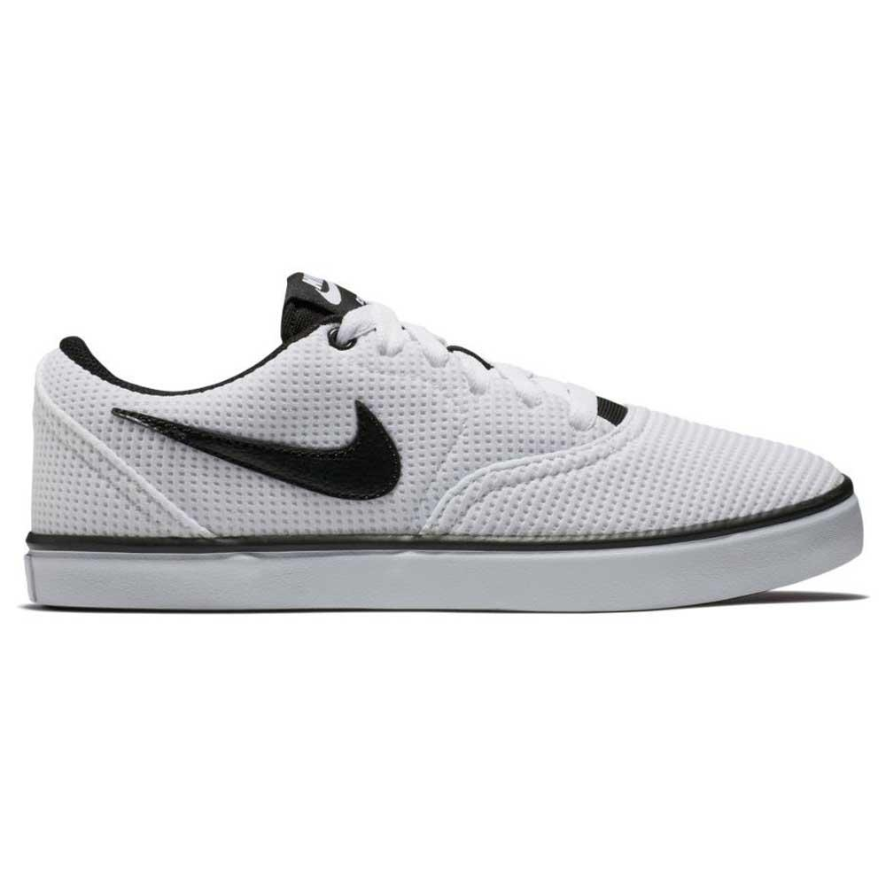 low price various colors sale online Nike SB Check Solar Canvas Weiß, Xtremeinn