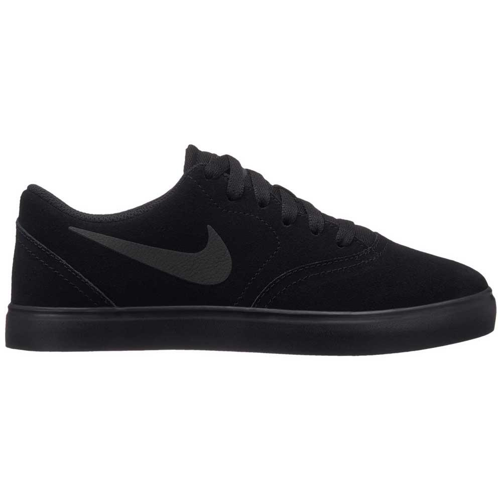 5316d5597ab2 Nike SB Check Suede GS Black buy and offers on Xtremeinn