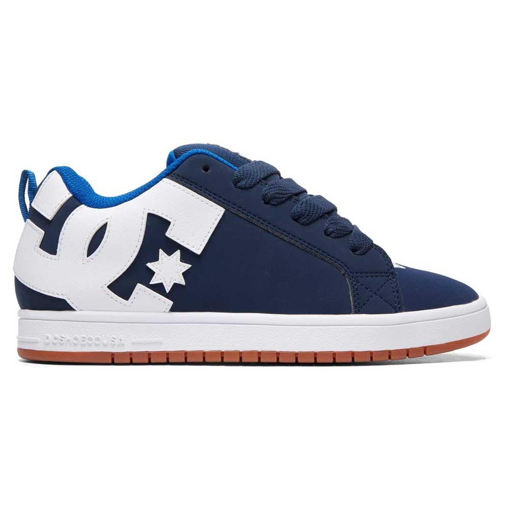 Dc shoes Court Graffik M Shoe Blue buy