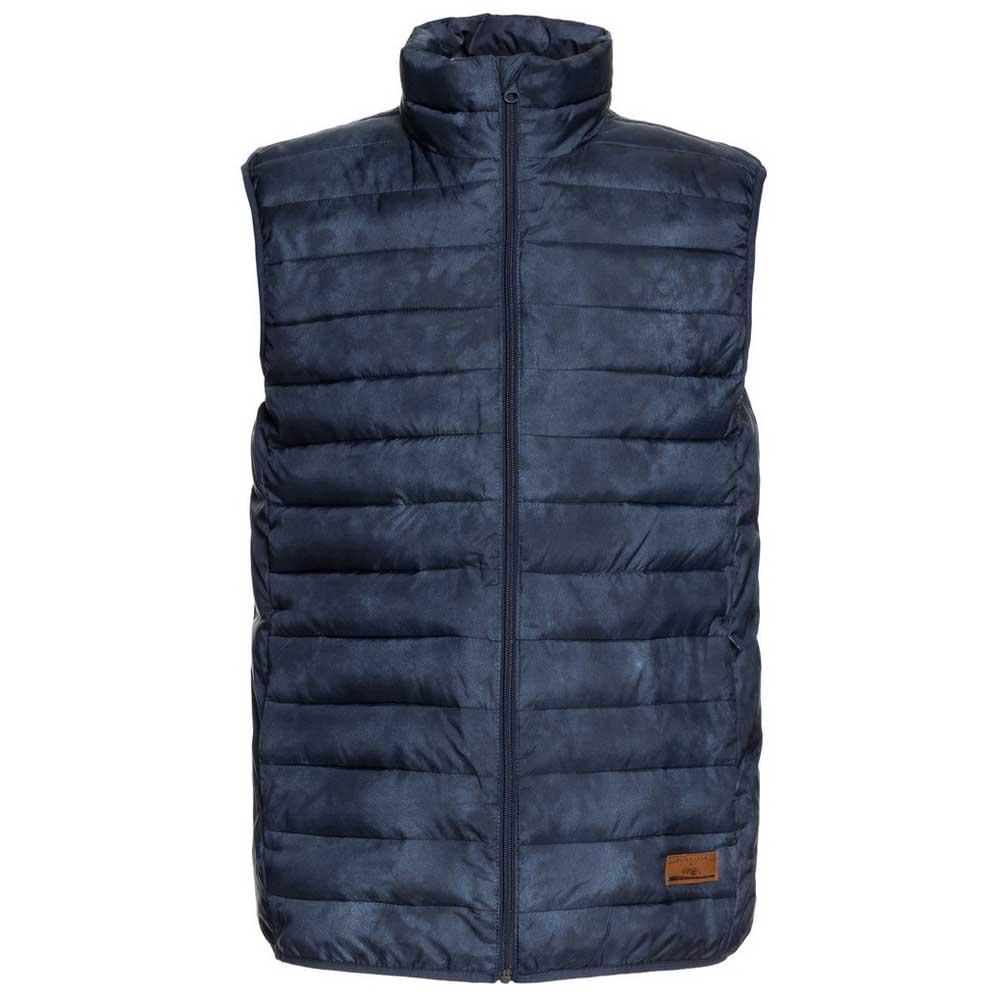 e0edadc7708f3 Quiksilver Scaly Sleeveless Blue buy and offers on Xtremeinn