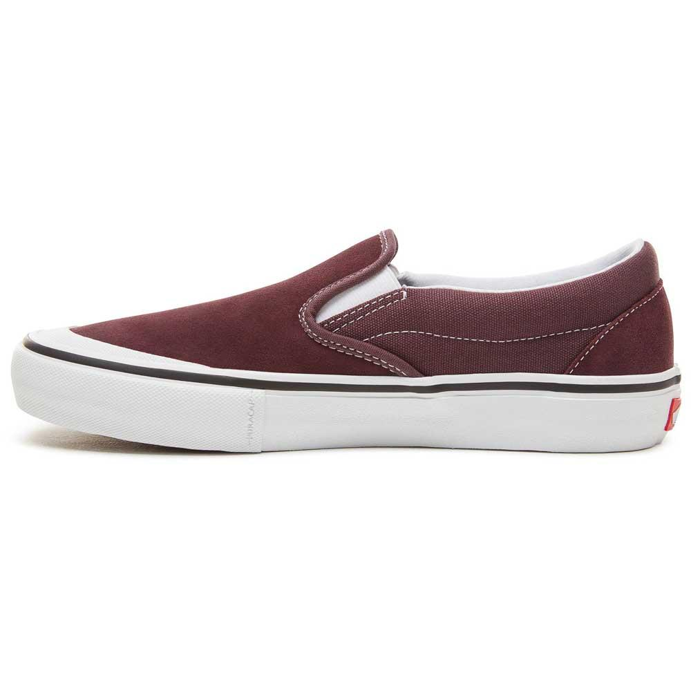 6151b6ed27ea Vans Slip On Pro Red buy and offers on Xtremeinn