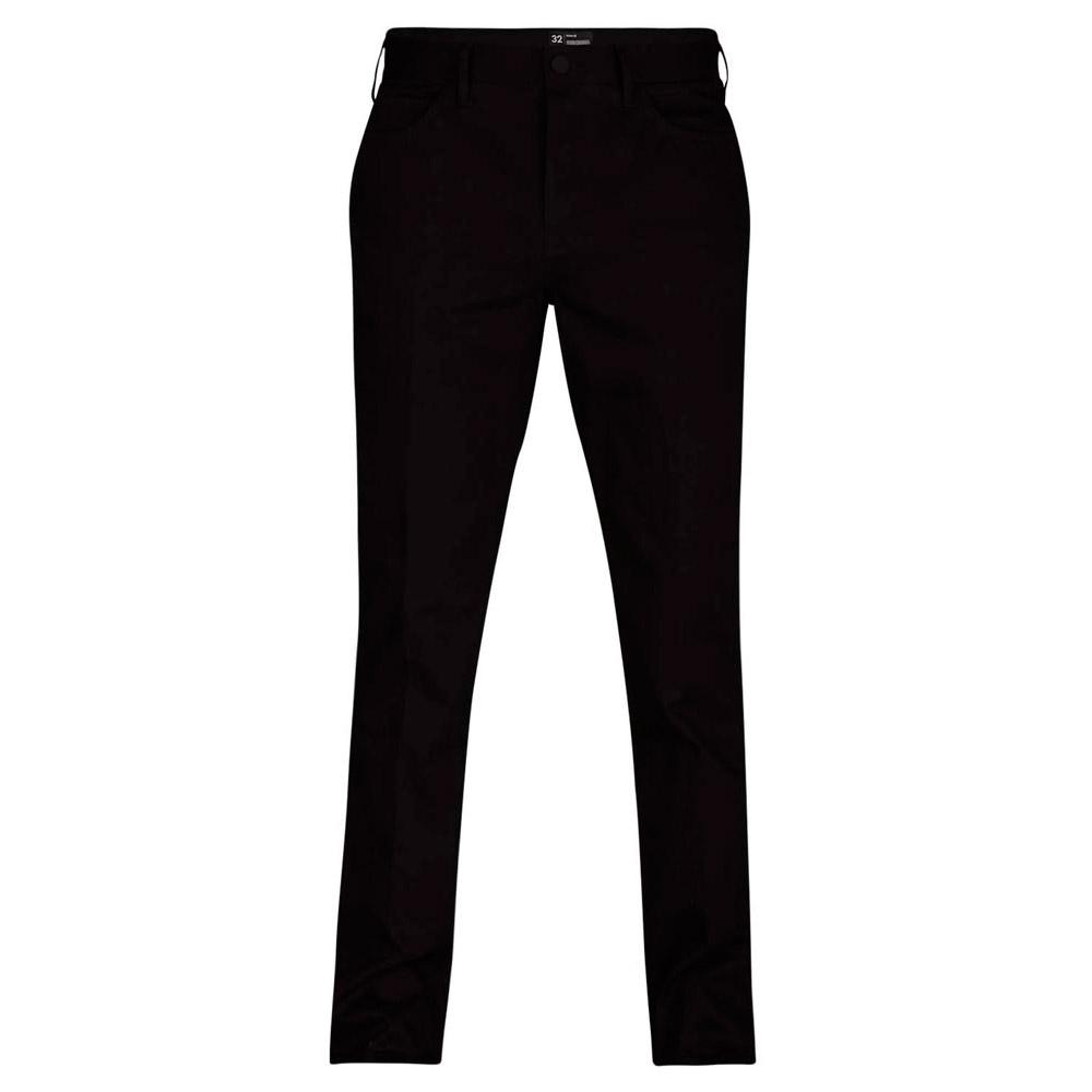 36555ba2bb Hurley 5 Pocket Bedford Cord Black buy and offers on Xtremeinn