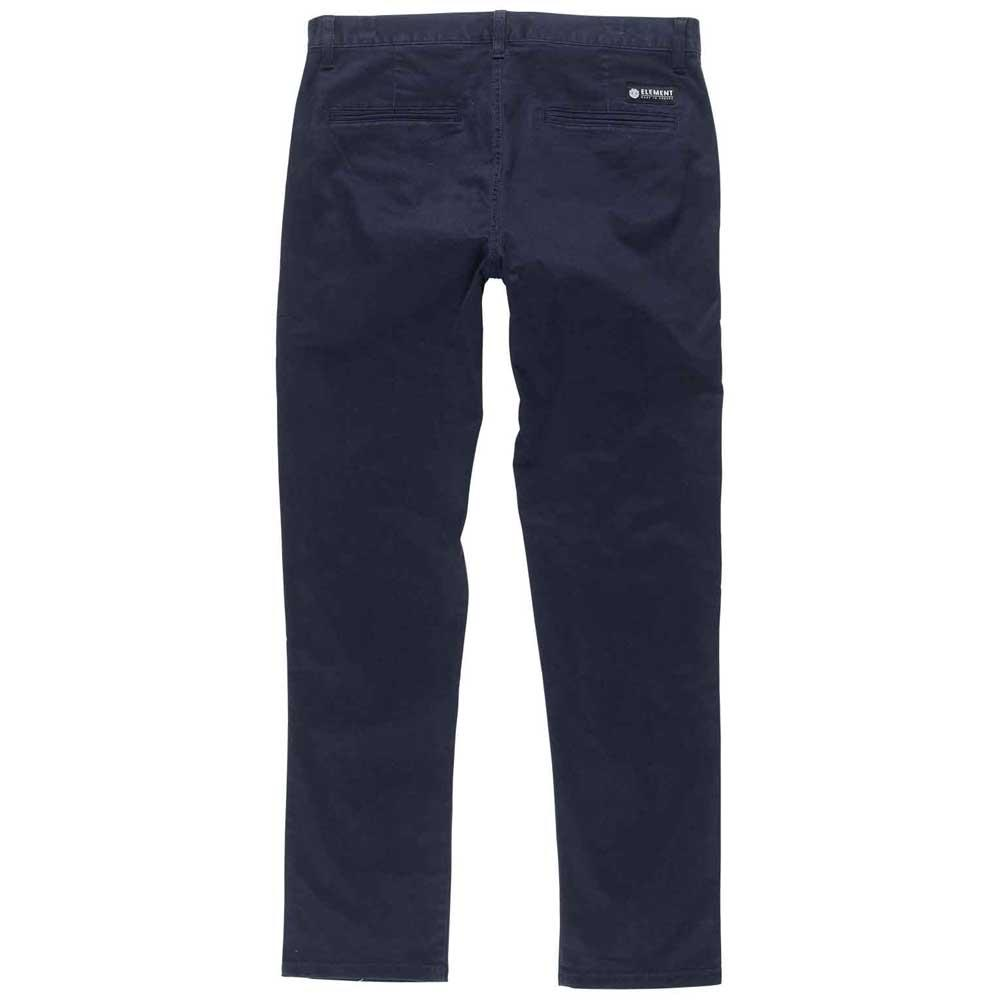 eb40303d45 Element Howland Classic Chino Blue buy and offers on Xtremeinn