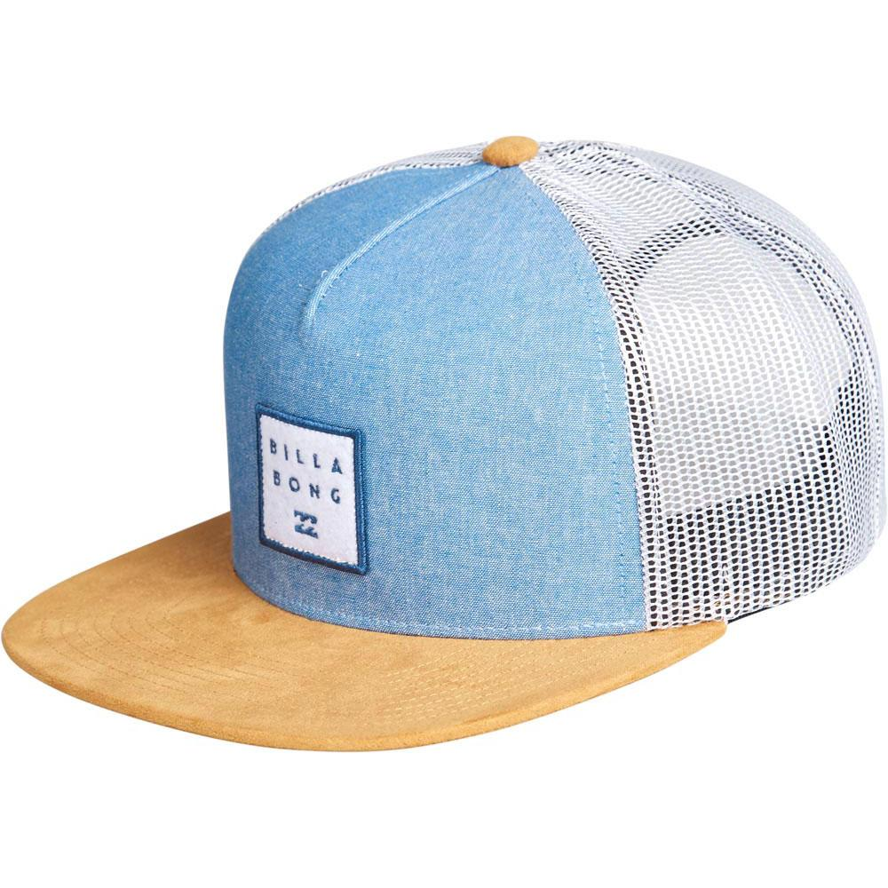 8ff6ed87941 Billabong Stacked Trucker Boy Blue buy and offers on Xtremeinn