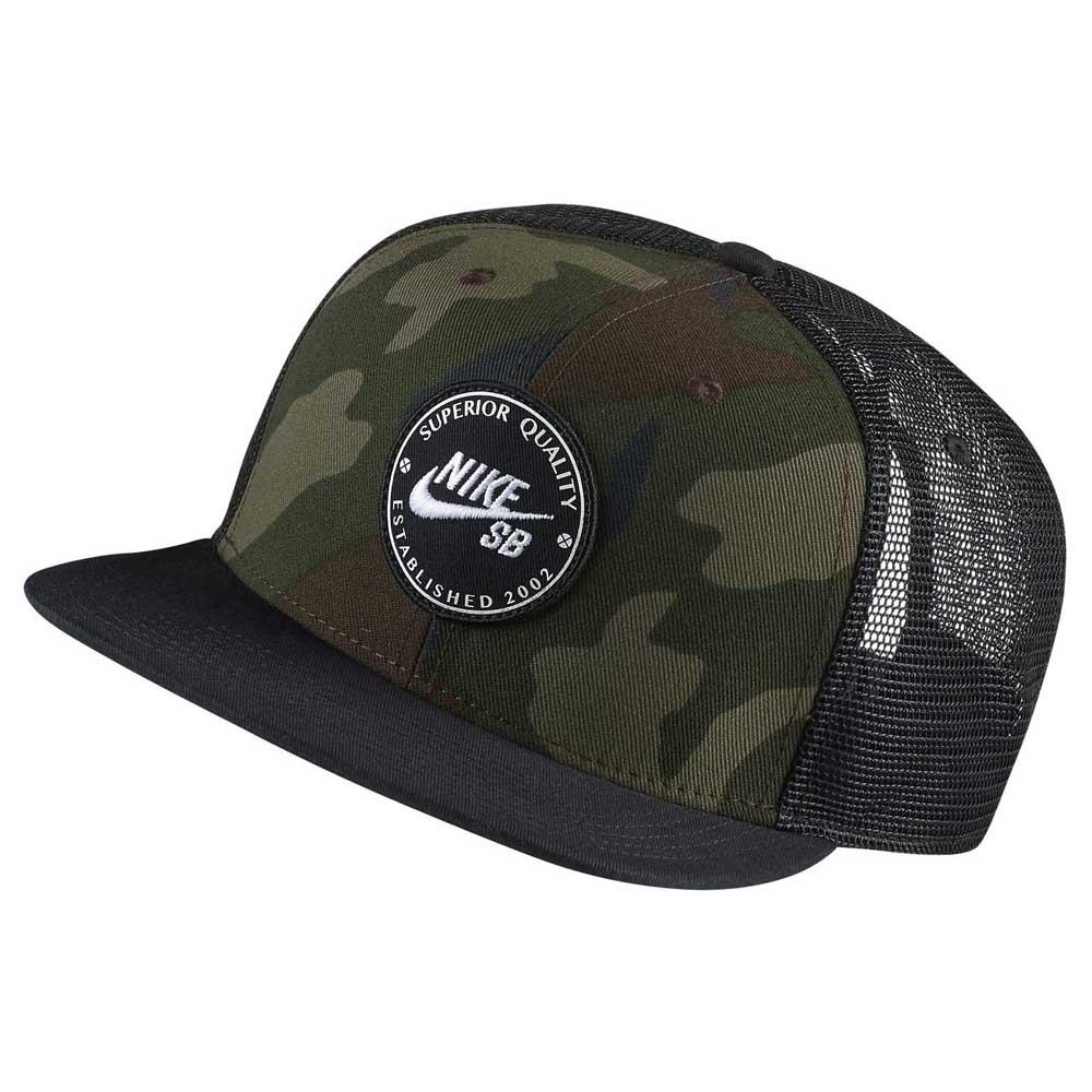 ffebe7f916861 Nike SB Pro Patch Trucker Green buy and offers on Xtremeinn