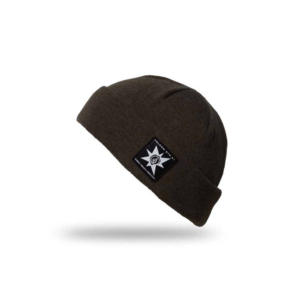 Volcom A.P. Beanie Brown buy and offers on Xtremeinn 9e2cf09f606