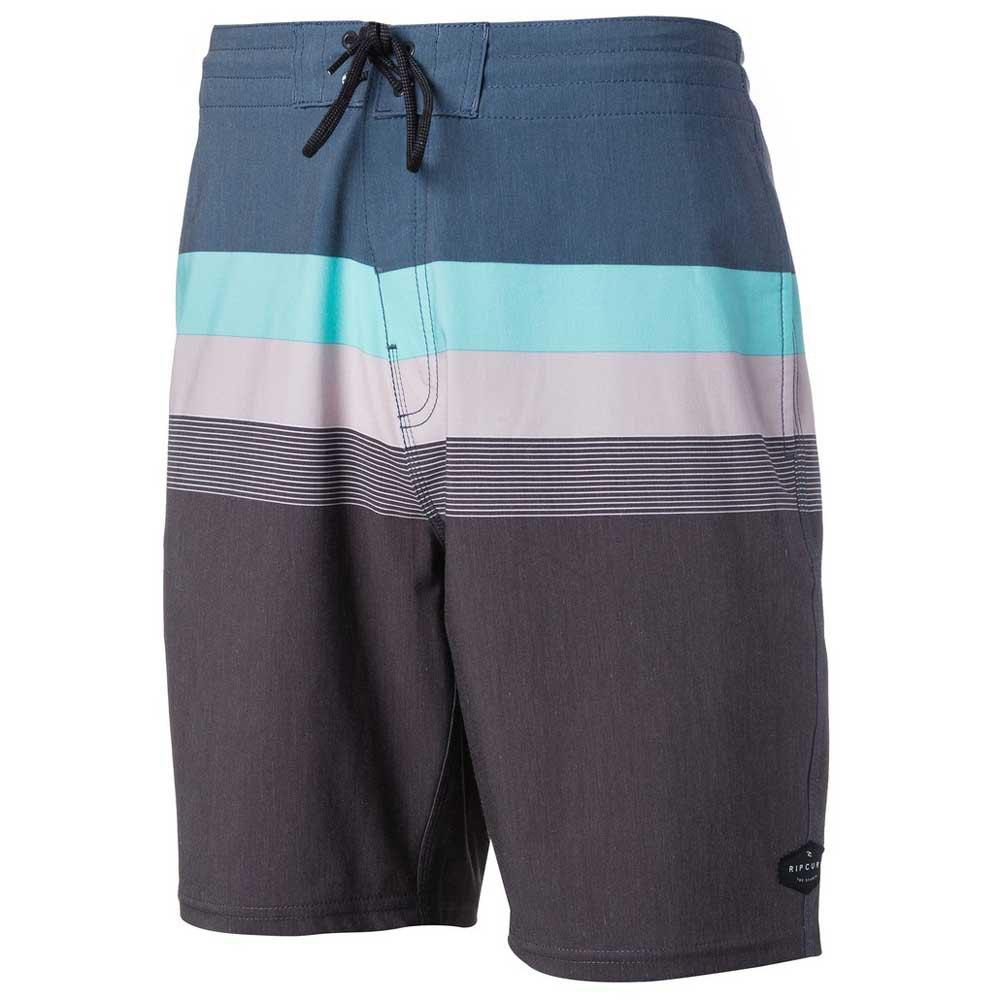 Rip Curl Mens Rapture Layday Side Pocket Boardshorts