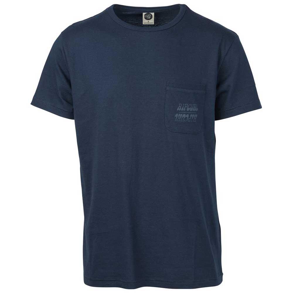 Rip Curl Neon Donut Mens T-shirt Blue All Sizes