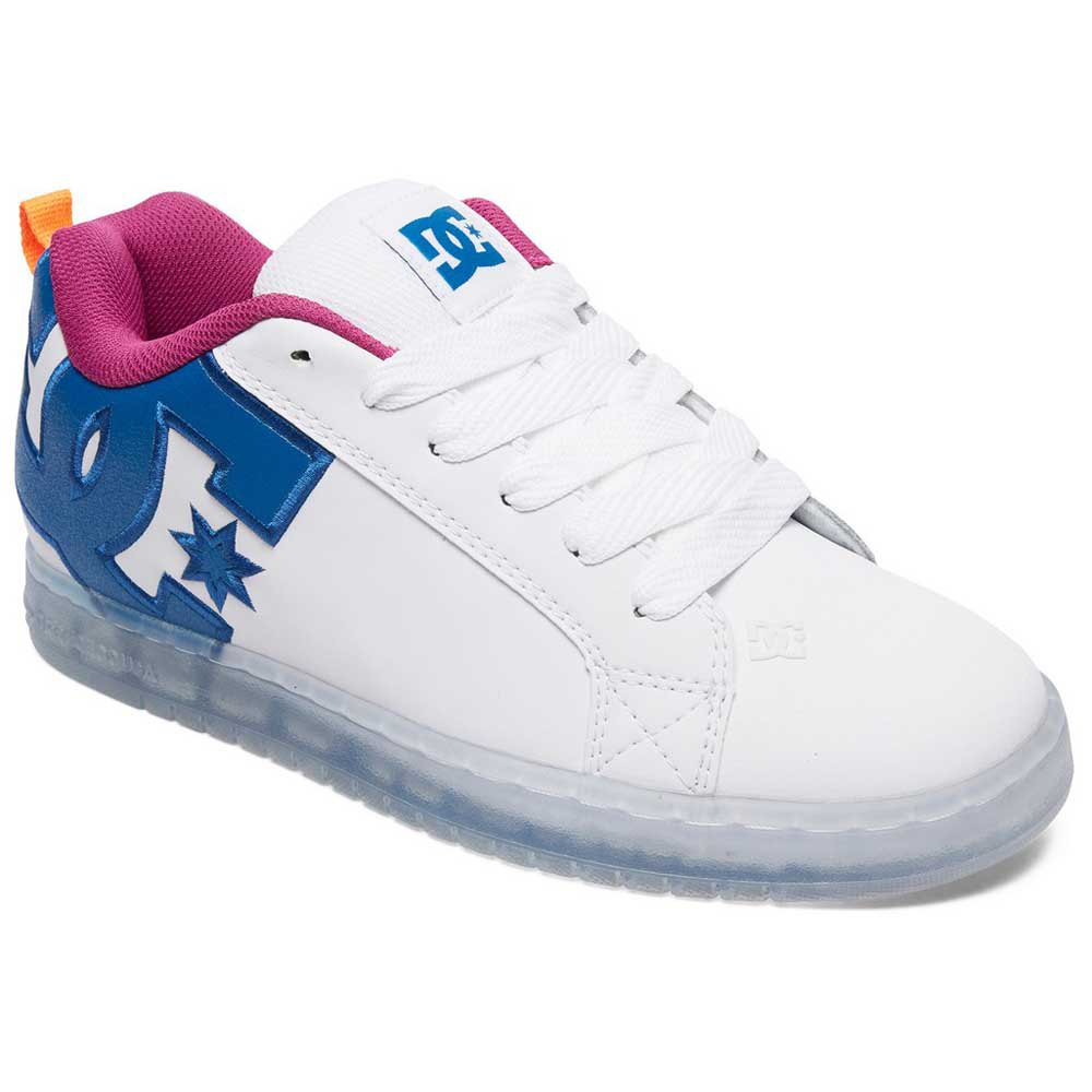 1abba006715 Dc shoes Court Graffik SE White buy and offers on Xtremeinn