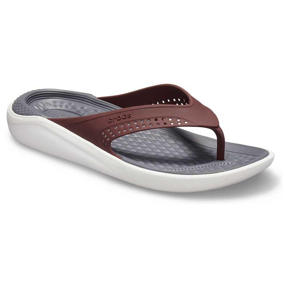 Crocs LiteRide Flip Red buy and offers