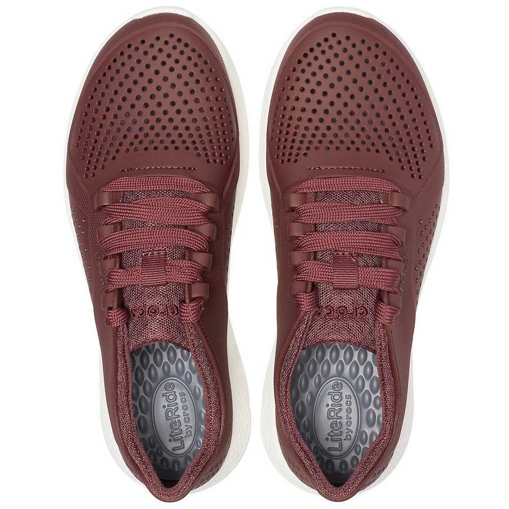 Crocs LiteRide Pacer Red buy and offers