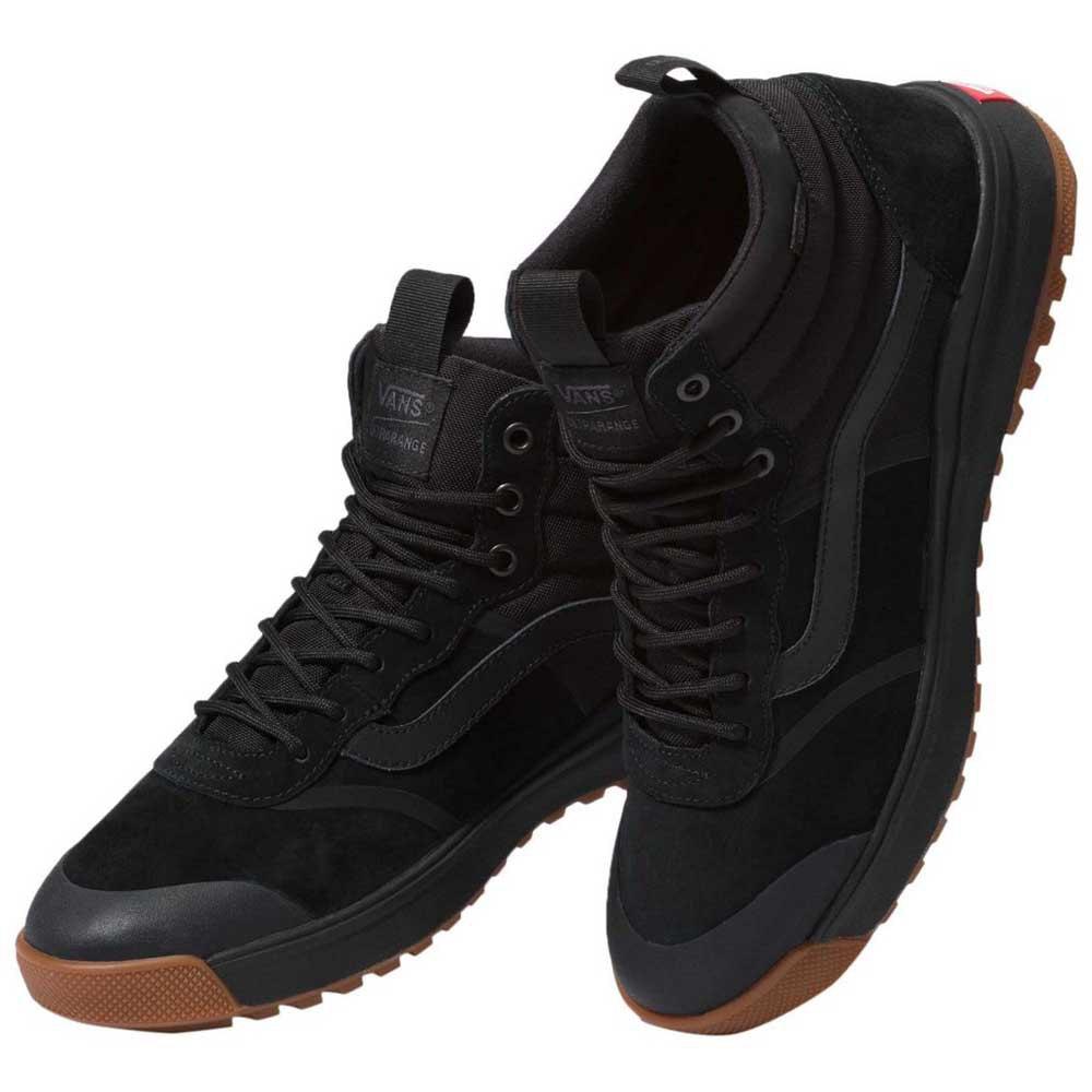 Vans UltraRange HI DL MTE Trainers Black, Xtremeinn