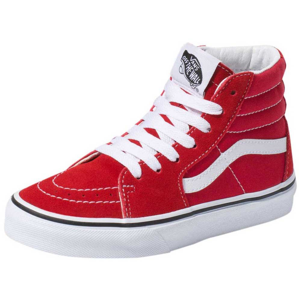 Vans SK8-Hi Youth Red buy and offers on