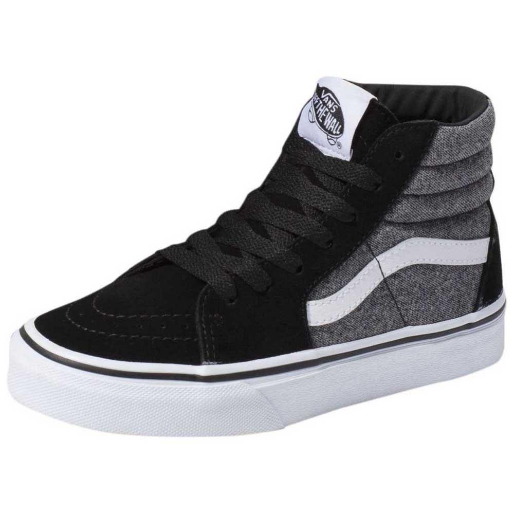 Vans SK8-Hi Youth Black buy and offers