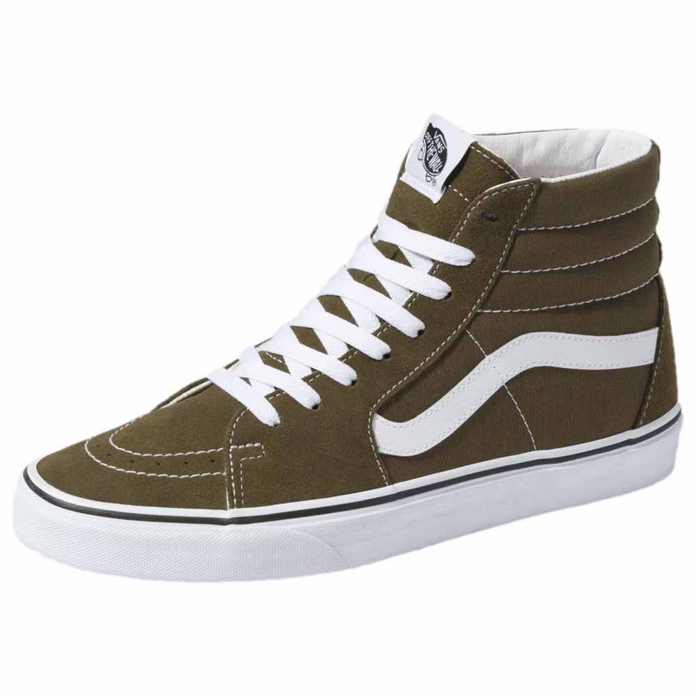 Vans SK8-Hi Green buy and offers on