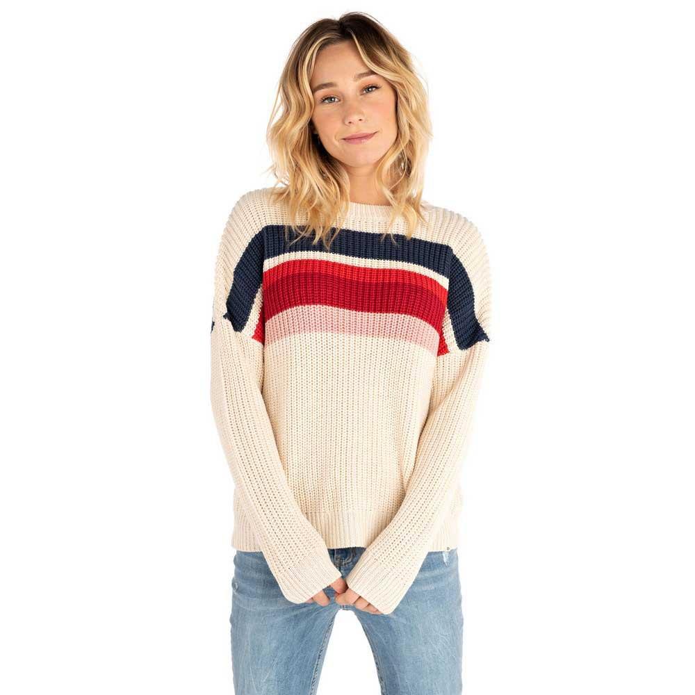Rip Curl Womens Pana Soft Crew Sweater
