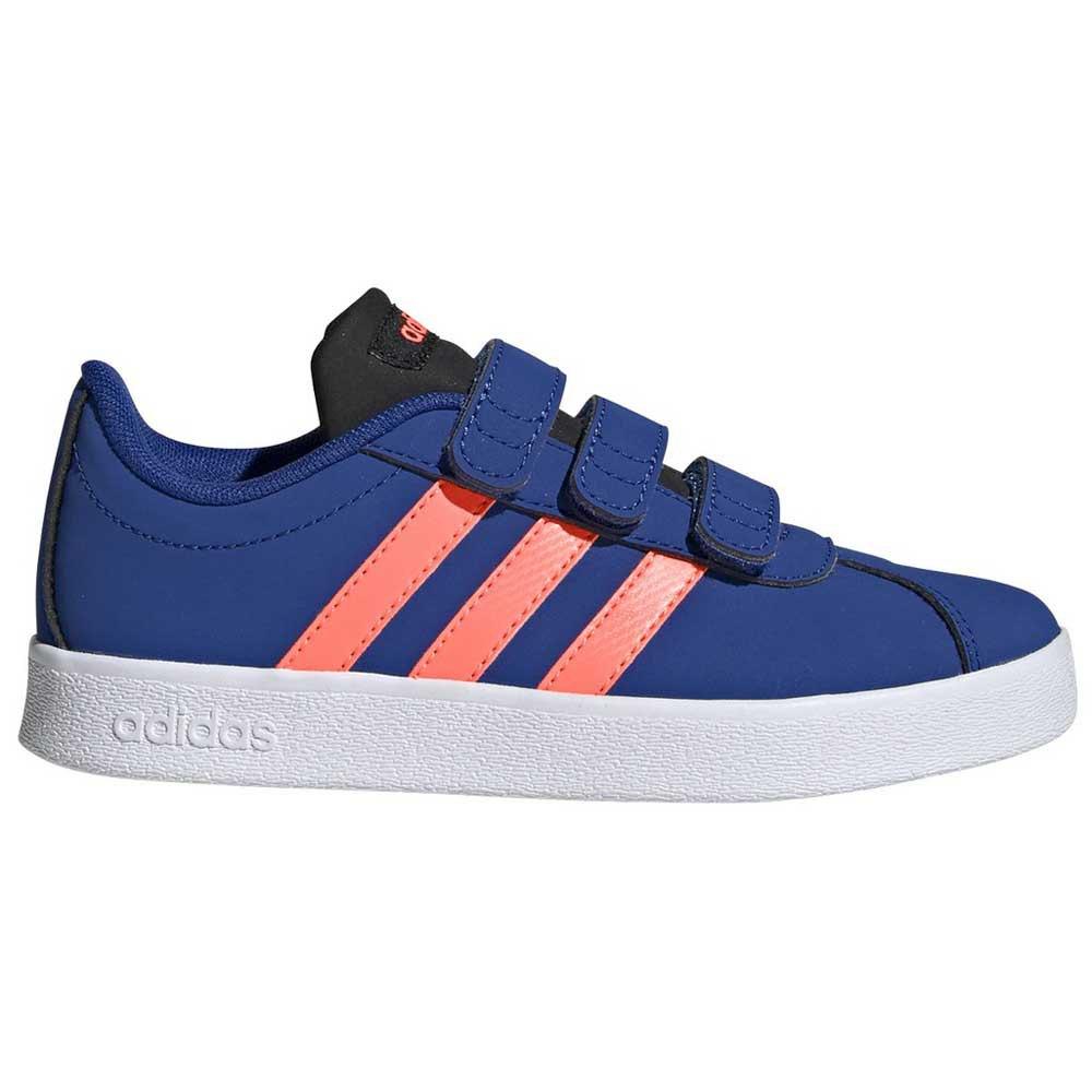adidas VL Court 2.0 CMF Child Blue buy