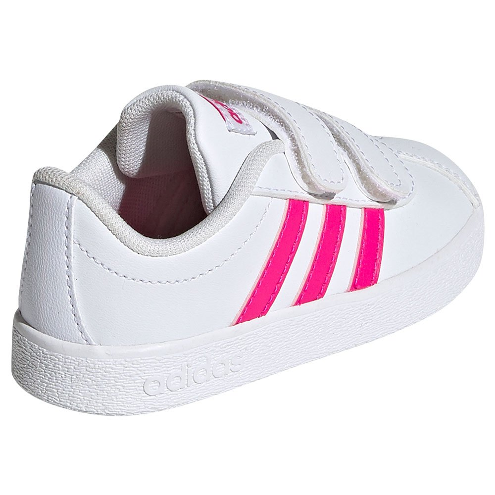 adidas VL Court 2.0 CMF Infant White