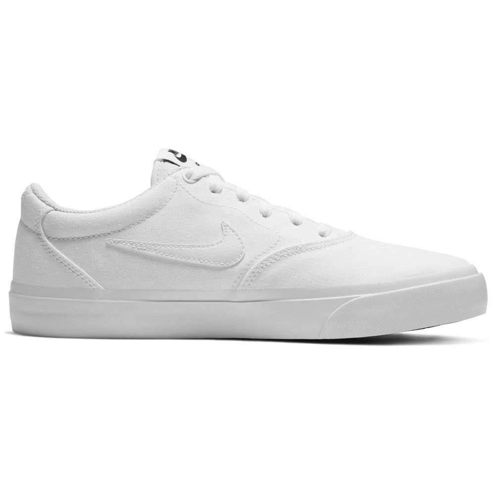 fantasma realizzabile Suradam  Nike SB Charge Canvas White buy and offers on Xtremeinn