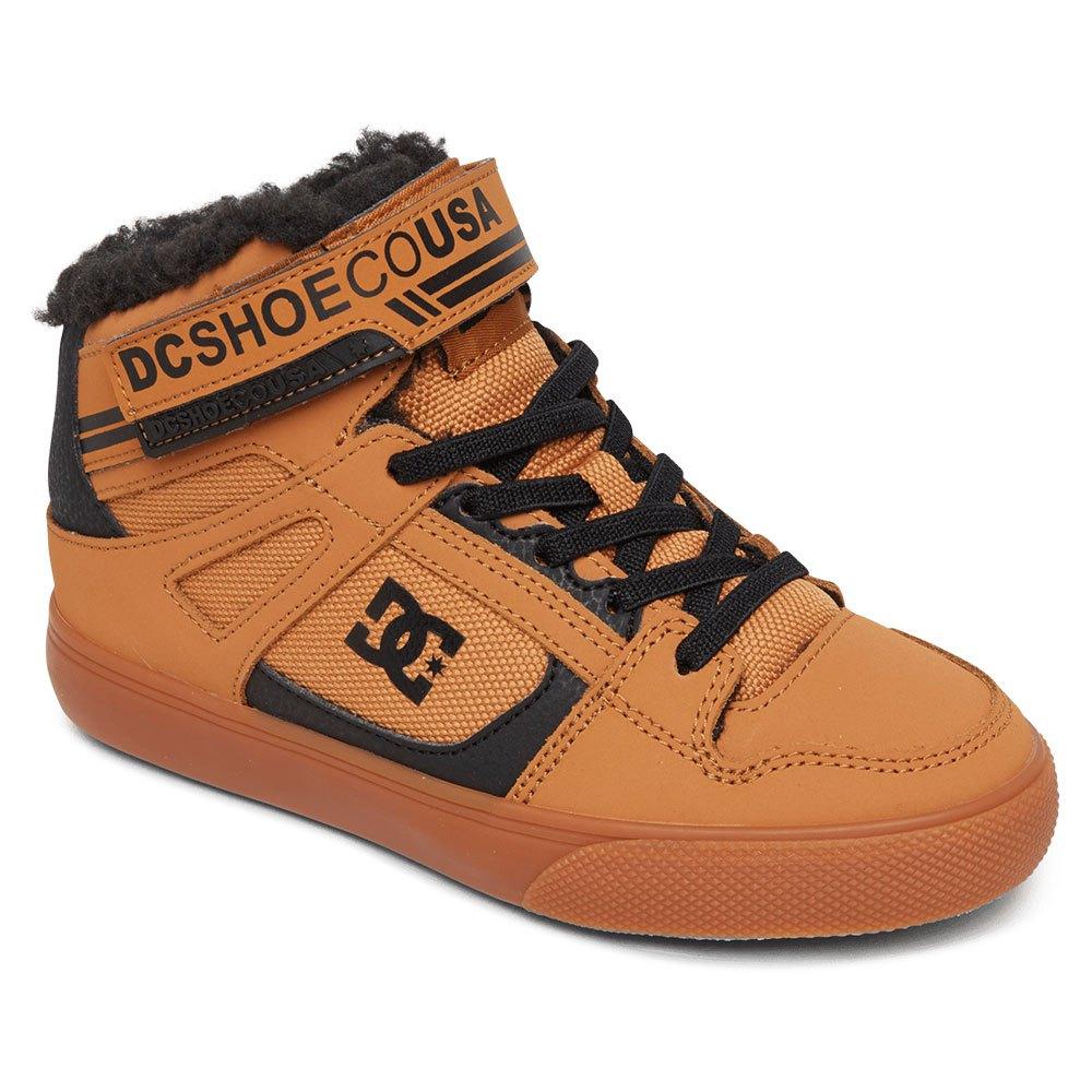 Dc shoes Pure High Top WNT EV Orange