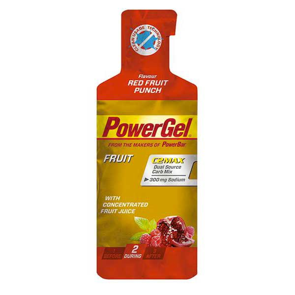 Powerbar Gel Red Fruits Box 24 Units