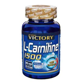 Victory endurance L-Carnitine 1500 100 Units Without Flavour