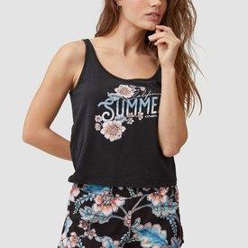 ONeill LW Longboard Backprint T-Shirt Kurzarm f/ür Damen