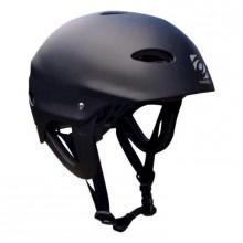 Typhoon Ear Protector Helmet Black