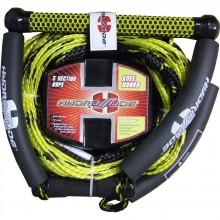 Hydroslide Kneeboard Rope W/Extra Handle