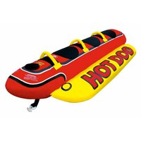 Airhead Hot Dog Banana Tube