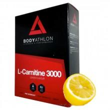 Bodyathlon L-Carnitine 3000 Lemon Flavour 20 Vials x 10ml