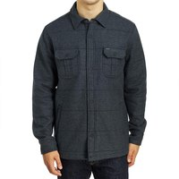 Hurley Brick Button Up