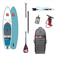 Red paddle co Sport Touring Pack Alloy 11´0