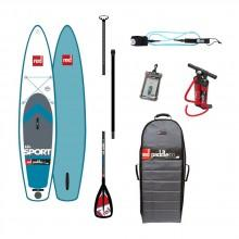 Red paddle co Sport Touring Pack Alloy 12´6
